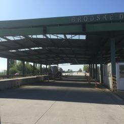 Stop at the Slovak border